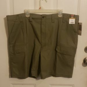 Wrangler Outdoor Relaxed Flex Fit Shorts